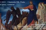 21 lutego 2021  Pierwsza Niedziela Wielkiego Postu