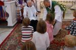 25 SIERPNIA 2013 g. 13.00   XXI NIEDZ  ks. infułat Stanisław KUR - 60 lat kapłaństwa